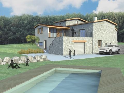 architectes saint trouver architecte saint etienne la loire. Black Bedroom Furniture Sets. Home Design Ideas