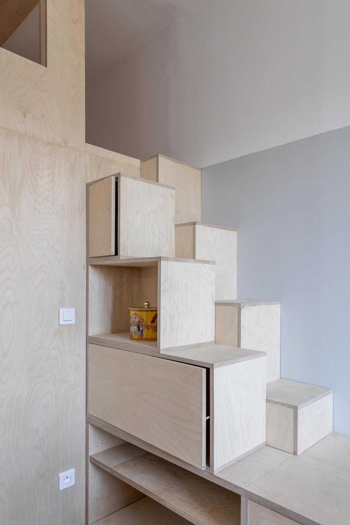Optimisation des petits espaces : 20190328_Mylene archi appart Villeurbanne 54rMagenta_0033
