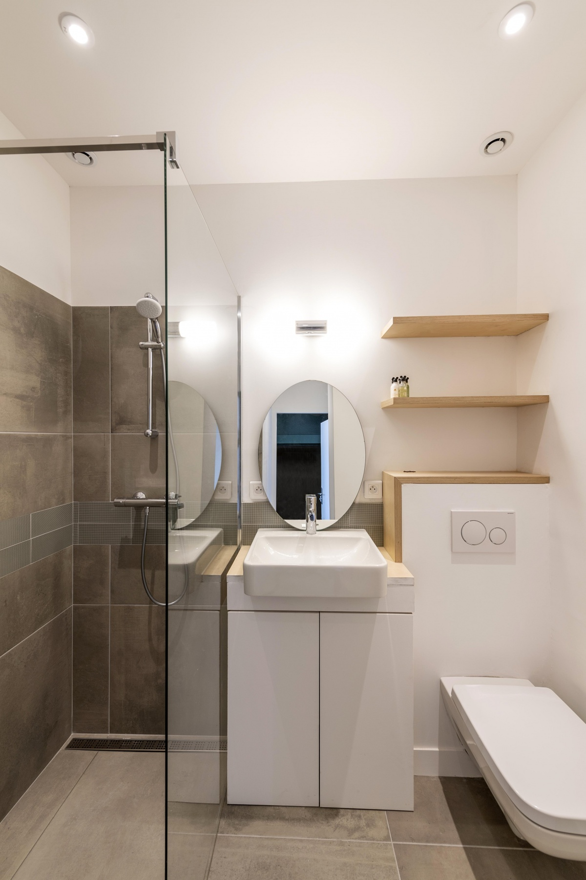 Optimisation des petits espaces : 20190328_Mylene archi appart Villeurbanne 54rMagenta_0196