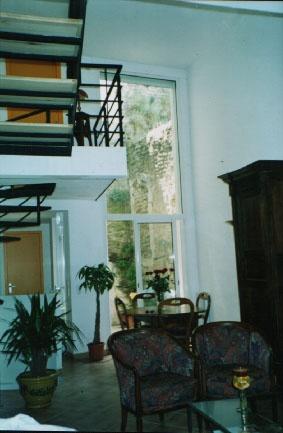 Maison de Village : vue intérieure