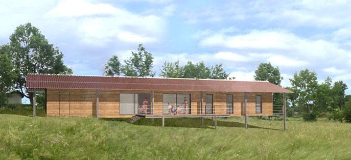 Maison bois sur pilotis : image_projet_mini_13568