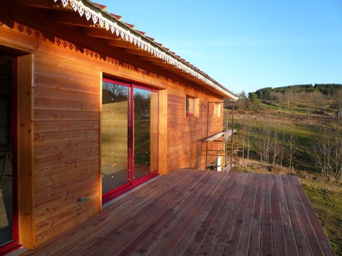 Maison bois sur pilotis : 21_Maison sur pilotis_chantier.JPG