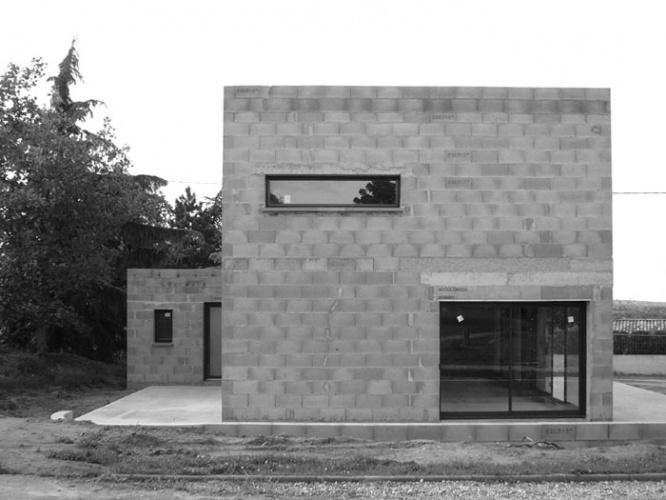 Maison contemporaine : 13_Maison béton_Soucieu.JPG