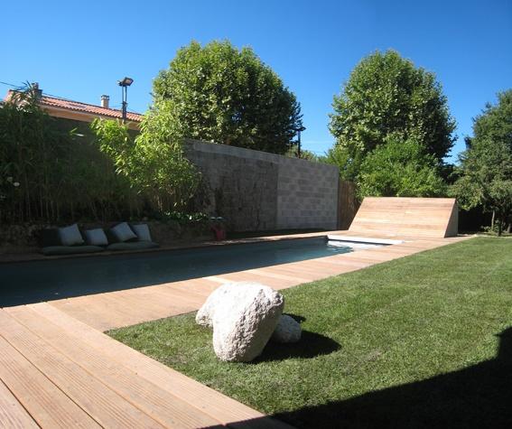 Construction d'une piscine à Saint-Genis-Laval : 5
