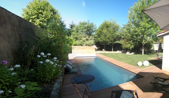 Construction d'une piscine à Saint-Genis-Laval : 7