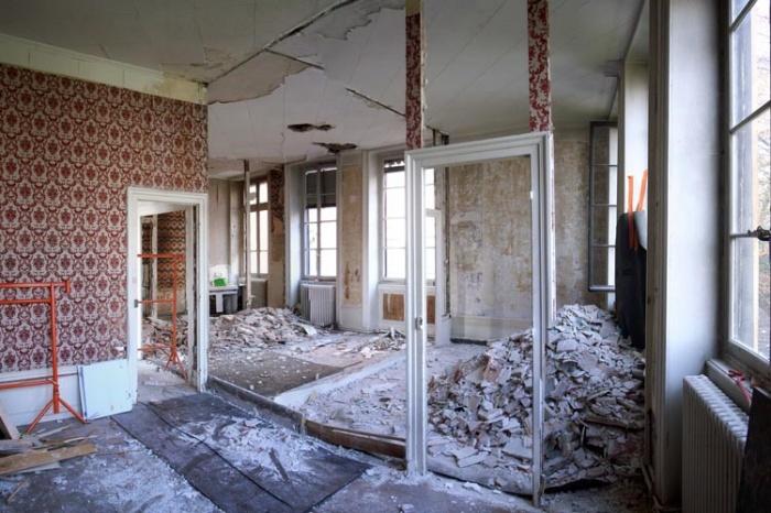 restructuration d'un appartement à la Croix-Rousse : AAU_ph-chantier04