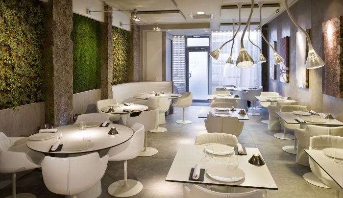 restaurant l'Eskis : salle
