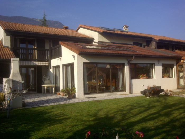 Extension villa