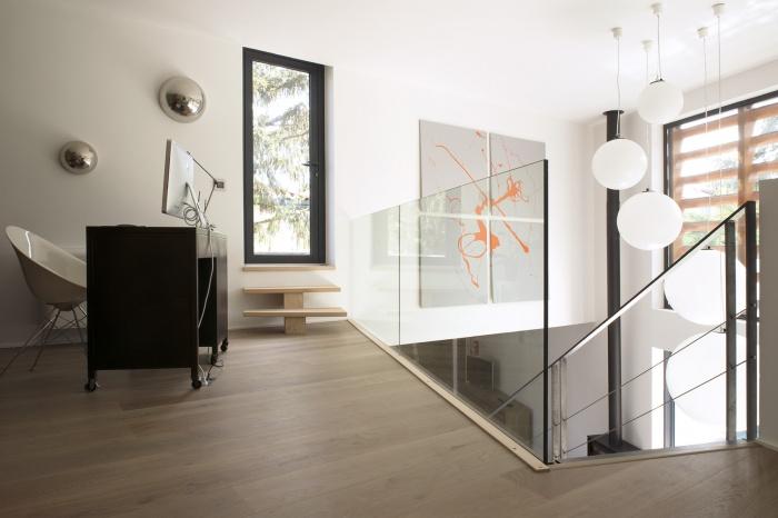 maison contemporaine Lyon 5ème
