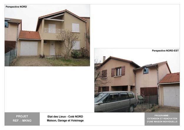 MKNG - Extension et Rénovation d'une Maison Individuelle : mkng_arch_lyon_03