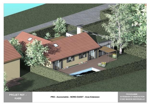KABE - Extension et Rénovation d'une Maison Individuelle : 69_kabe_arch_lyon_12