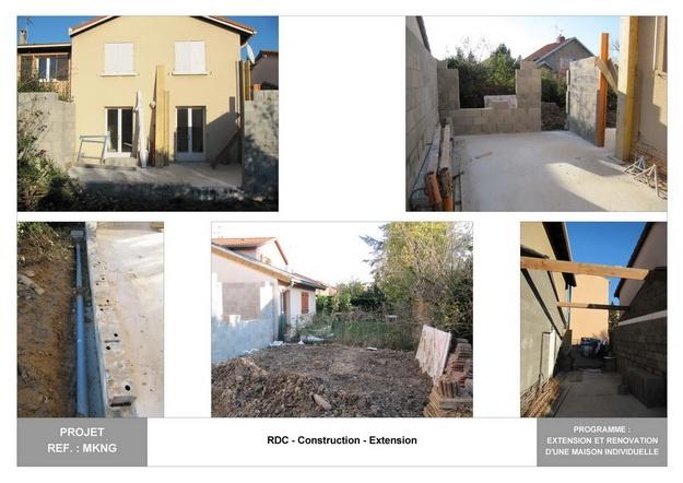 MKNG - Extension et Rénovation d'une Maison Individuelle : mkng_arch_lyon_10