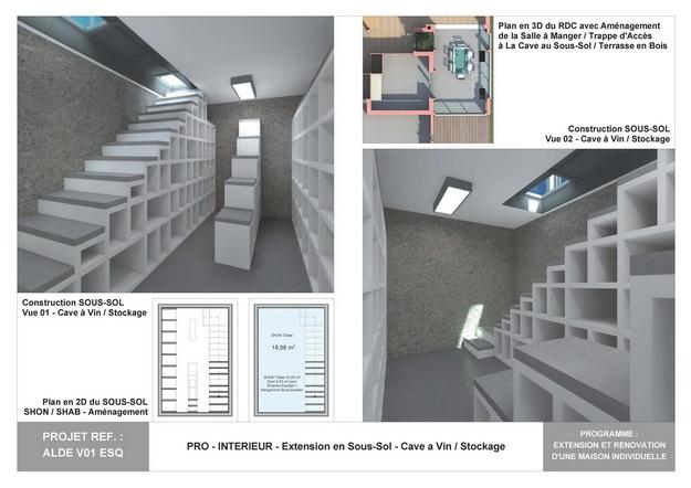 ALDE - V01 - Extension et Rénovation d'une Maison Individuelle : alde_v01_esq_06