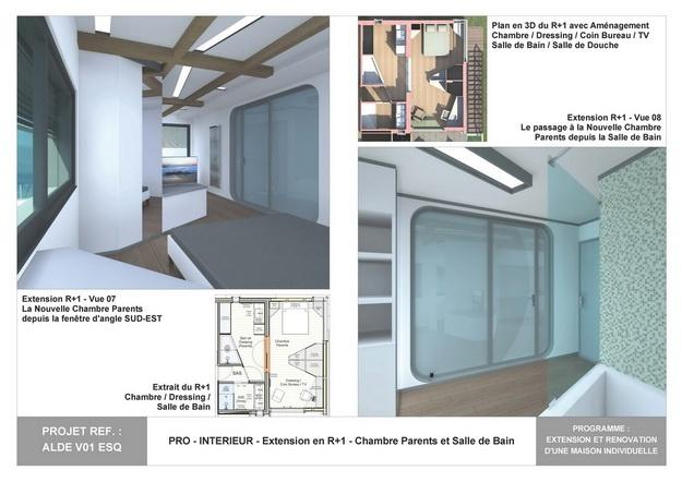 ALDE - V01 - Extension et Rénovation d'une Maison Individuelle : alde_v01_esq_11