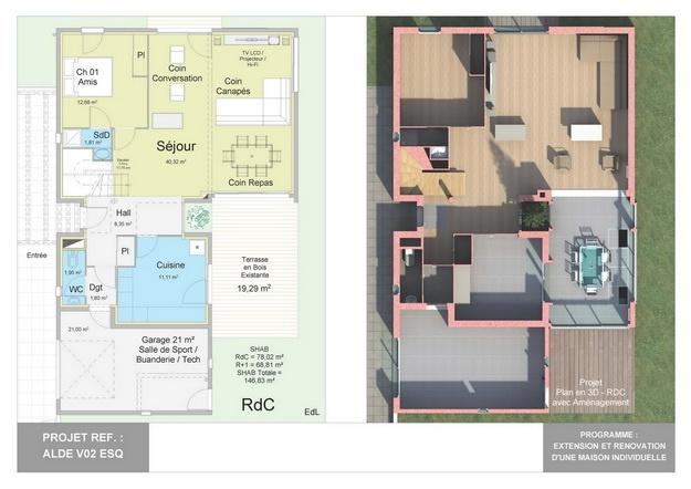 ALDE - V02 - Version et Rénovation d'une Maison Individuelle : alde_v02_esq_03