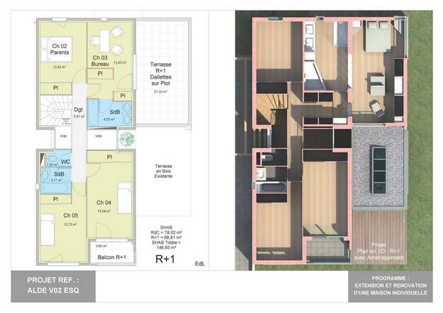 ALDE - V02 - Version et Rénovation d'une Maison Individuelle : alde_v02_esq_04