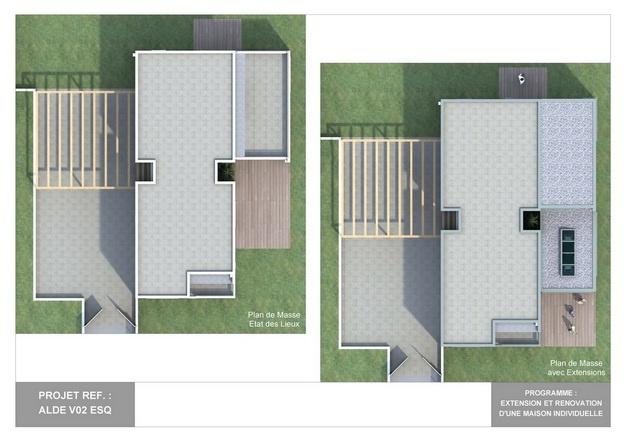 ALDE - V02 - Version et Rénovation d'une Maison Individuelle : alde_v02_esq_05