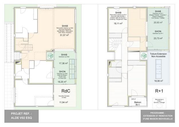 ALDE - V02 - Version et Rénovation d'une Maison Individuelle : alde_v02_esq_16