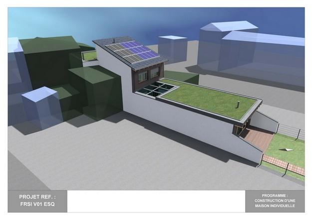 RDC - V01 - Maison Bio-Climatique avec Patio : image_projet_mini_67737