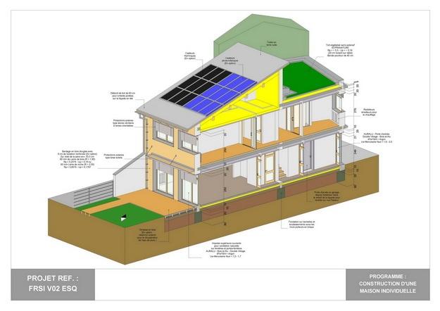 RDC - V02 - Maison Bio-Climatique : frsi_v02_esq_06