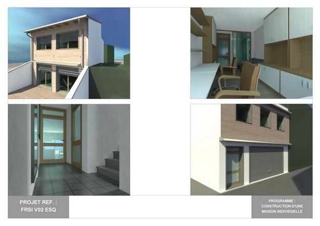 RDC - V02 - Maison Bio-Climatique : frsi_v02_esq_09