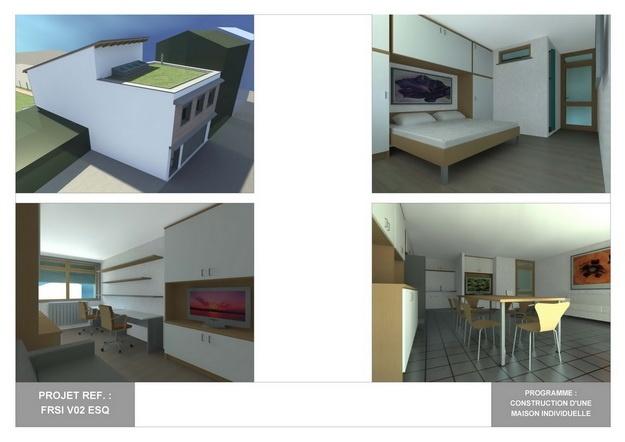 RDC - V02 - Maison Bio-Climatique : frsi_v02_esq_10