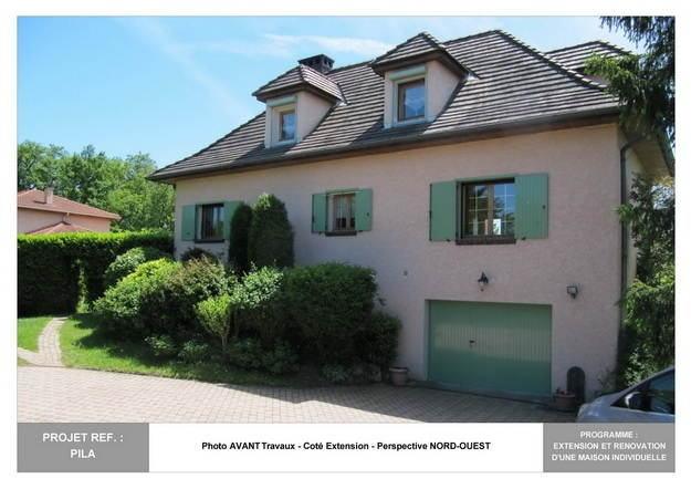 PILA - Extension et Rénovation d'une Maison Individuelle