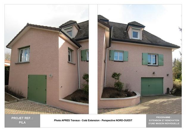 PILA - Extension et Rénovation d'une Maison Individuelle : pila_dp_rea_03