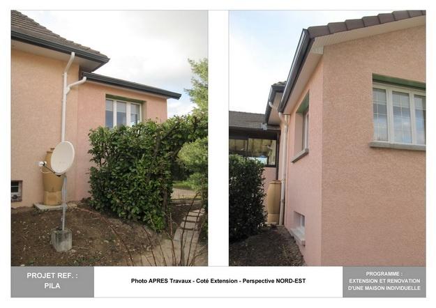 PILA - Extension et Rénovation d'une Maison Individuelle : pila_dp_rea_06