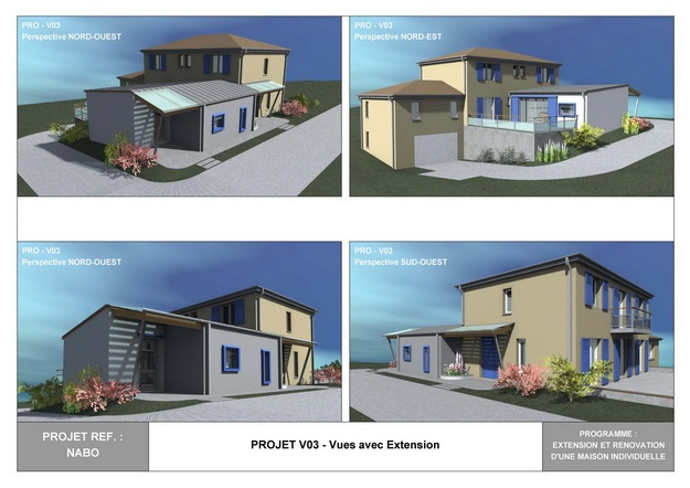 NABO - Extension et Rénovation d'une Maison Individuelle : nabo_esq_v03_02