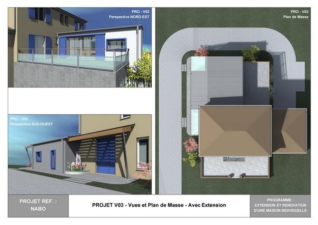 NABO - Extension et Rénovation d'une Maison Individuelle : nabo_esq_v03_04