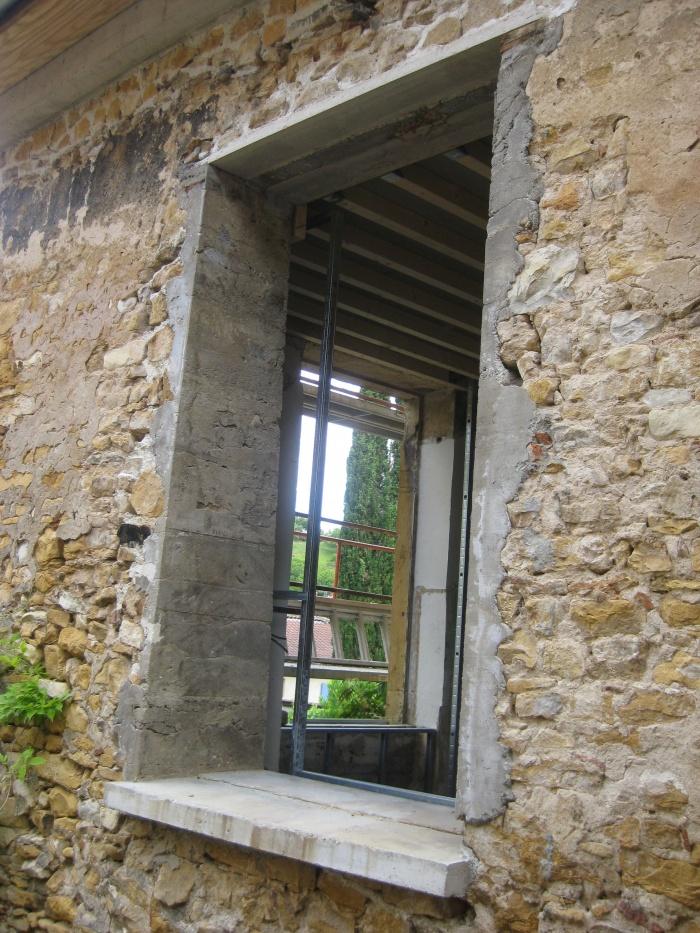 Rehabilitation d'une maison individuelle : IMG_2442