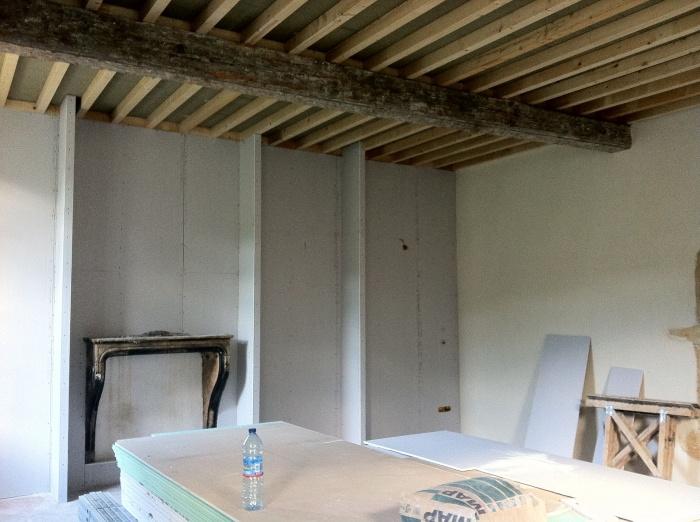 Rehabilitation d'une maison individuelle : IMG_1667