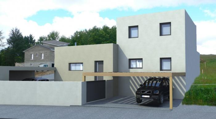 Construction maison individuelle saint genest lerpt for Projet construction maison individuelle