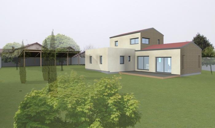Construction d'une maison bois : image_projet_mini_68289