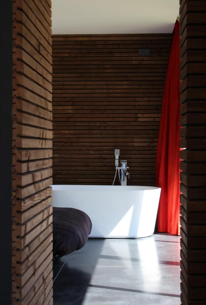 Maison contemporaine bois & paille : Maison GALLET ARCHITECTES_06.JPG