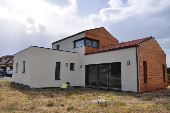 Construction d'une maison bois