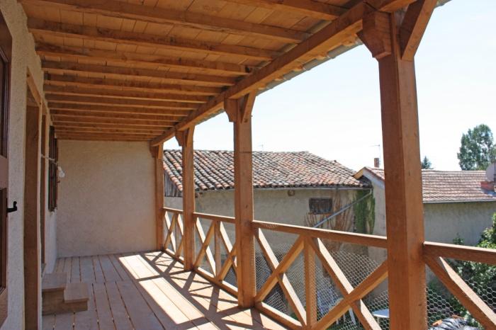 Un projet réalisé par AGENCE D'ARCHITECTURE Bernard MEASSON