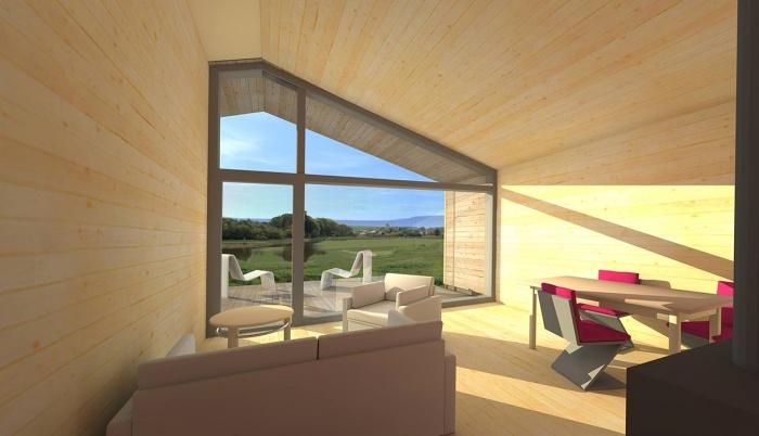 hêtre des Vosges (Vosges) : HEVO06-vue-interieure-salon