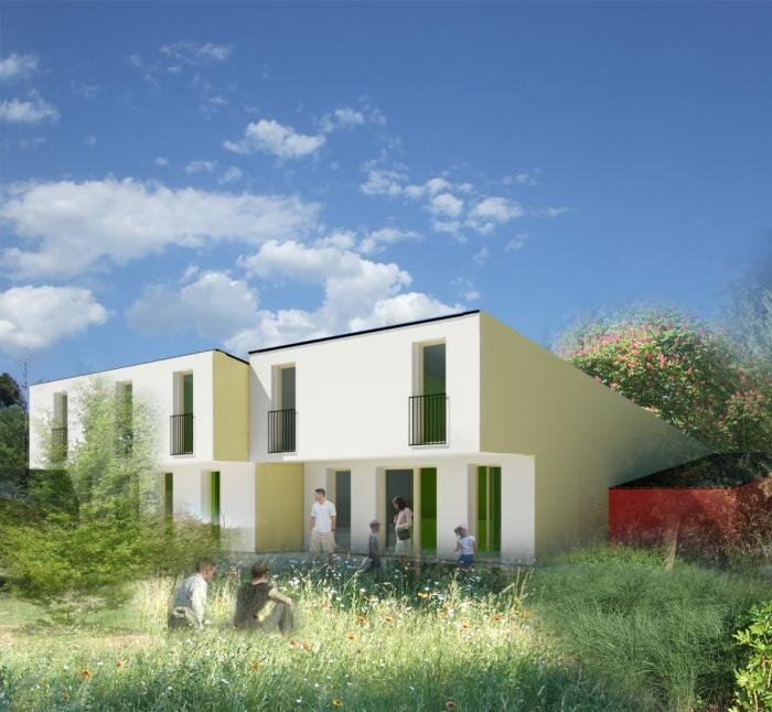 Typologie de logements modulaire